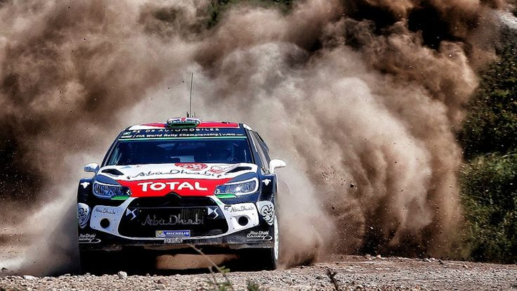"""The Citroën Total Abu Dhabi team is targeting a """"hatful"""" of points at wrc Coates Hire Rally Australia"""