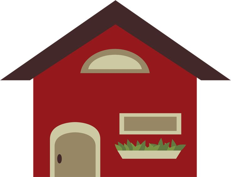 17 Best images about House Clip Art on Pinterest | Birdhouses ...