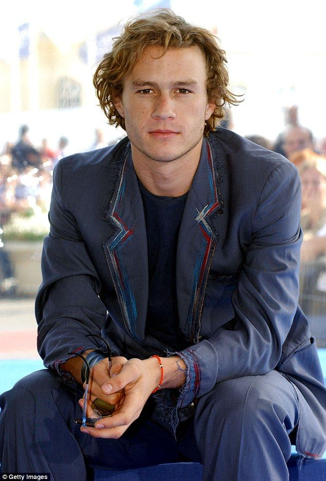 Matilda's dad: Heath Ledger, who is best known for playing The Joker, passed away in 2008 ...