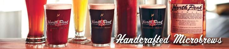 North Peak Brewing Company - Traverse City, MI.....Love their Diabolical IPA