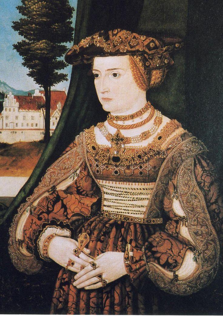 Susanna of Bavaria,Margravine of Brandenburg-Bayreuth by Peter Gertner,1529-30
