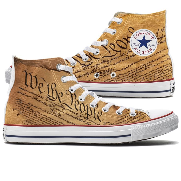 Custom made Converse shoes in many designs! Order today to get them in time for Christmas!
