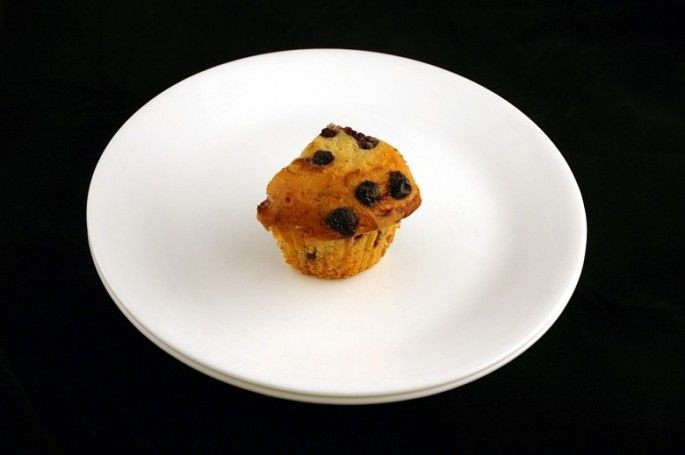 muffin 200 calories