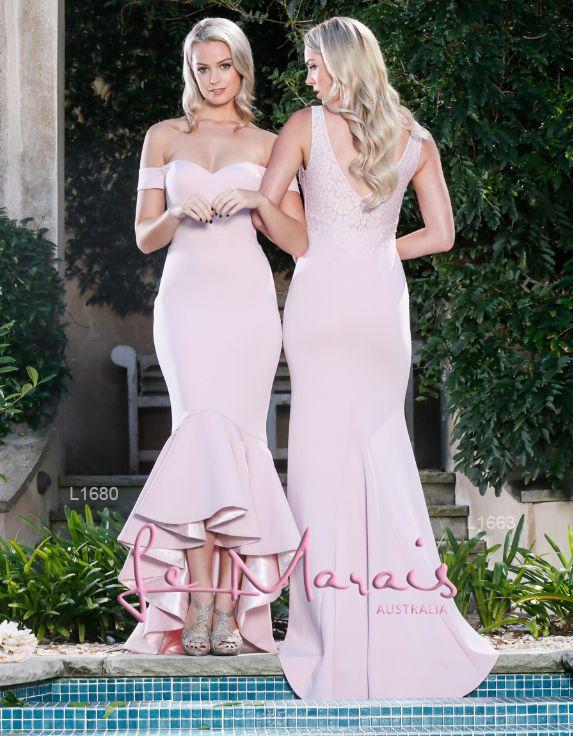 Beautiful pink formal dresses. #formaldresses #formalgowns #promdress #promdresses