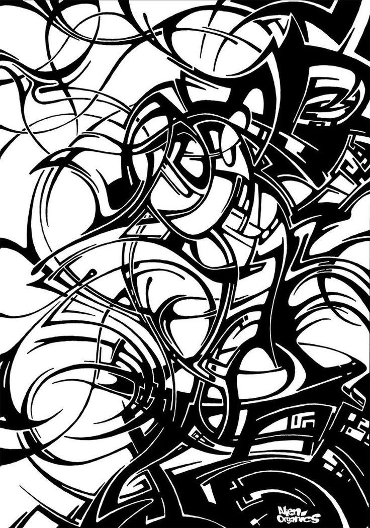 """""""A Horse Off Course"""" (2013) #abstractart #alienorganics http://alienorganics.net/main/en/blog/item/190-a-horse-off-course-2013"""