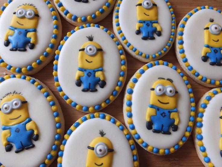 minion cookies - Google Search