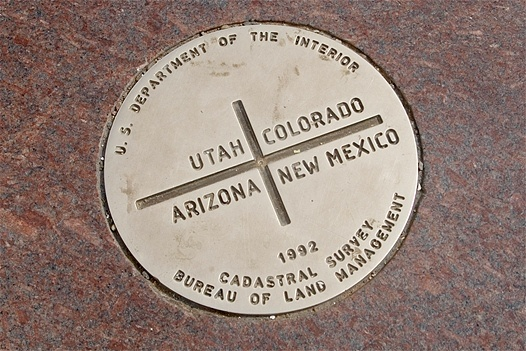 Four Corners USA... the only place where 4 States come to a point.