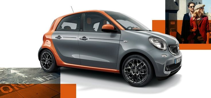 smart forfour - edition #1