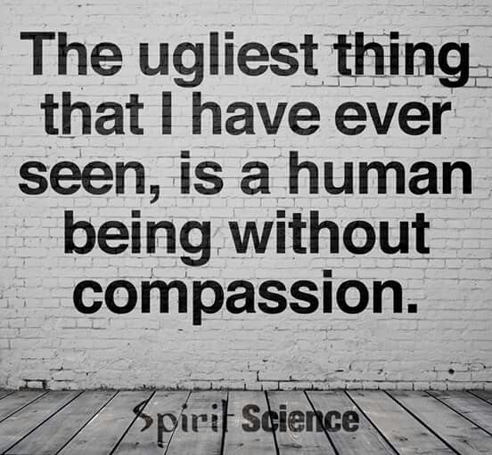 Yes it is. People who show you their true colors and they lack compassion stay away from this person.
