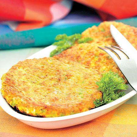 Egy finom Zöldséges lepénykék ebédre vagy vacsorára? Zöldséges lepénykék…