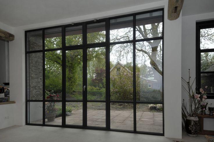 Aluminium ramen en deuren - Dreumel