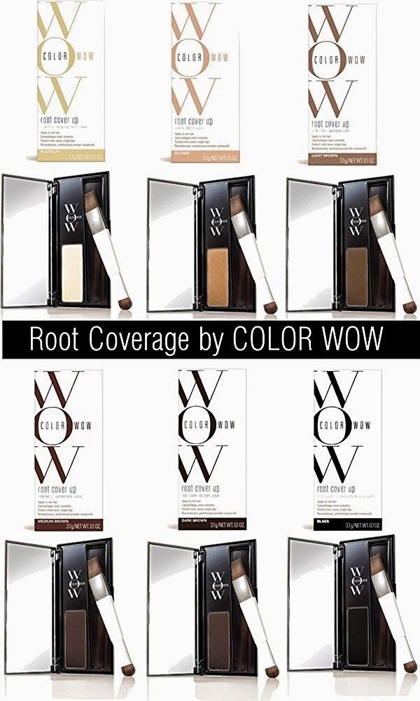 COLOR WOW Root Cover Up. Going to try this