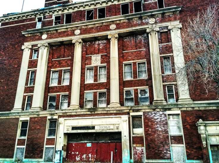 Englewood Chicago Southside Masonic Loge by Charlie  Billups on 500px