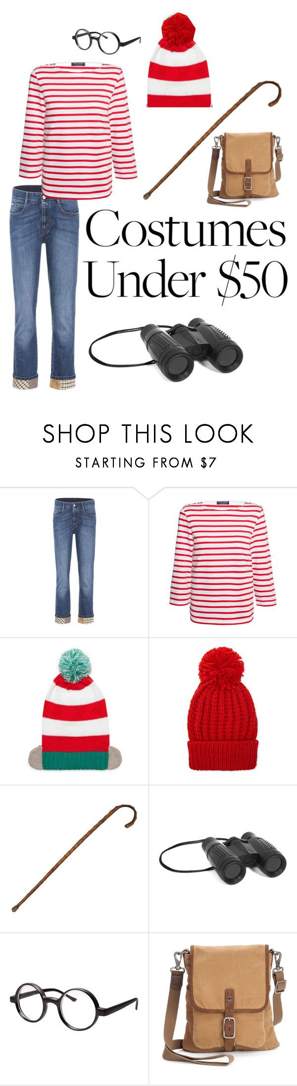 """""""Where's ....?"""" by rebeccalange ❤ liked on Polyvore featuring STELLA McCARTNEY, Saint James, Collection XIIX, Forever 21 and The Same Direction"""