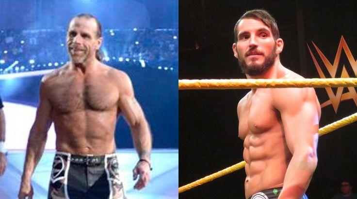 Shawn Michaels vs. Johnny Gargano set for NXT Takeover: War Games…sort of