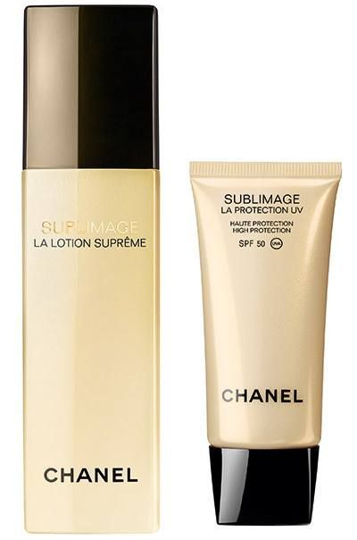 Chanel Sublimage New Skincare Products for Spring 2015