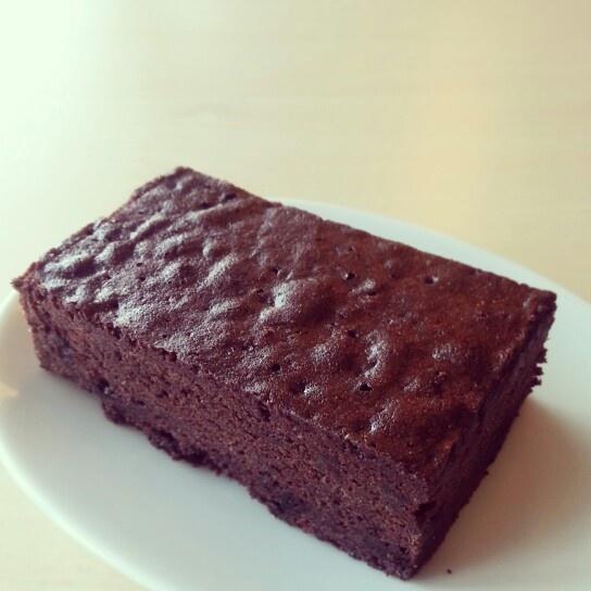 Sunday brunch brownie