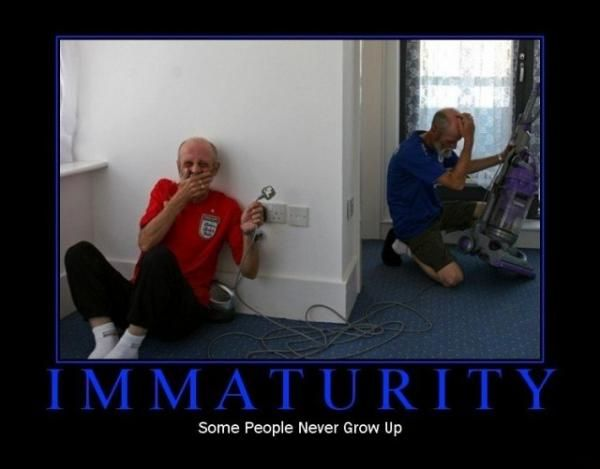 My  friends and I when we get older!