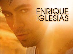 Excited about Enrique Iglesias & Pitbull