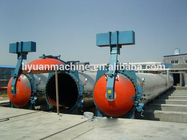 autoclaved aerated concrete (aac)