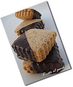 I Dolci di Pinella: Biscotti al gianduia