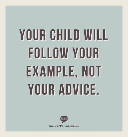 Image result for parent role model