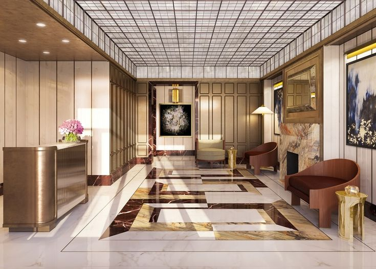 Harrods Dining Hall Inspired By David Collins Studio Interior Design Studio Condo Design David Collins