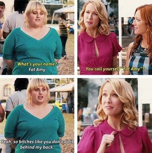 Fat Amy !