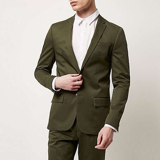 Best 25  Olive green suit ideas on Pinterest | Olive green bathing ...
