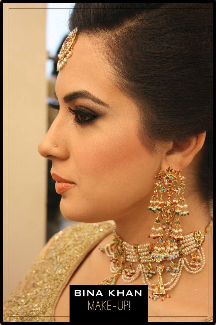 Make up By Bina Khan