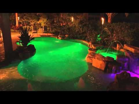 Intellibrite 174 5g Led Color Changing And White Led Pool