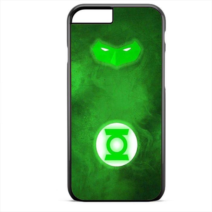 Green Lantern Apple Phonecase For Iphone 4/4S Iphone 5/5S Iphone 5C Iphone 6 Iphone 6S Iphone 6 Plus Iphone 6S Plus