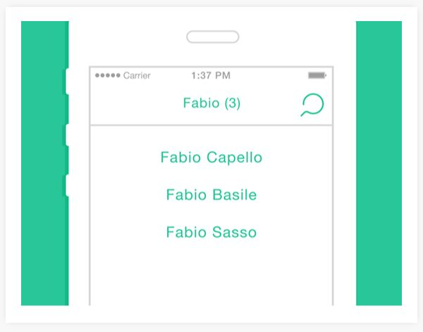 Mobile Interaction Design on App Design Served