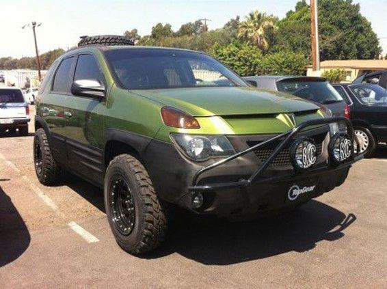 pontiac+aztec+top+gear   Top Gear USA: Gebraucht und ...
