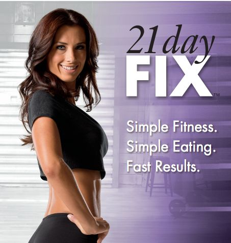 Committed to Get Fit: The 21 Day Fix Is Finally Here!!!  I'm going to be starting this program soon!  Can't wait!