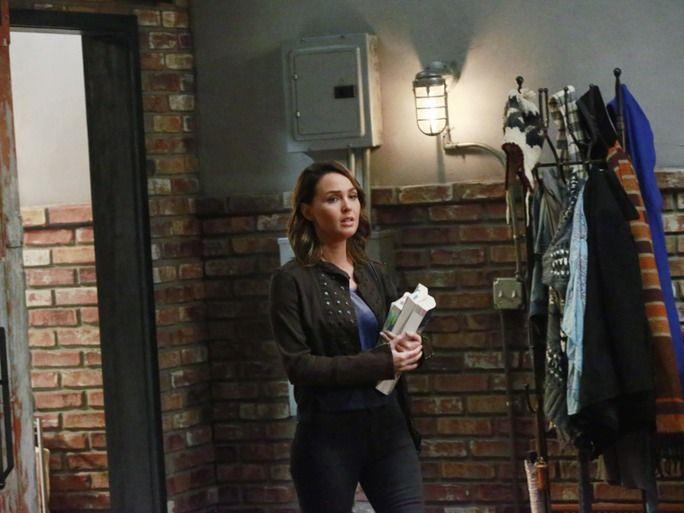 Appartement d'Alex et Jo. Série Grey's Anatomy.