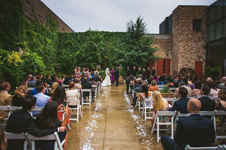 City Winery Chicago Wedding Photos Weddings City