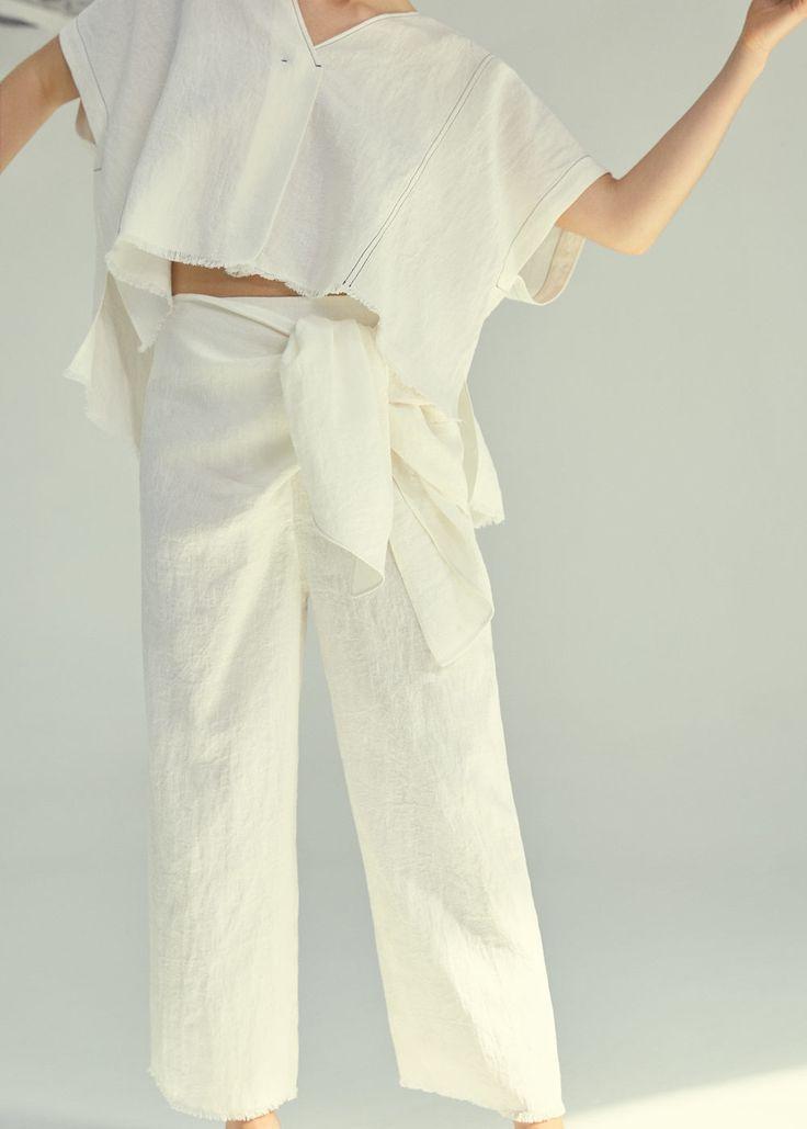 Pantalon -  Femme   MANGO France