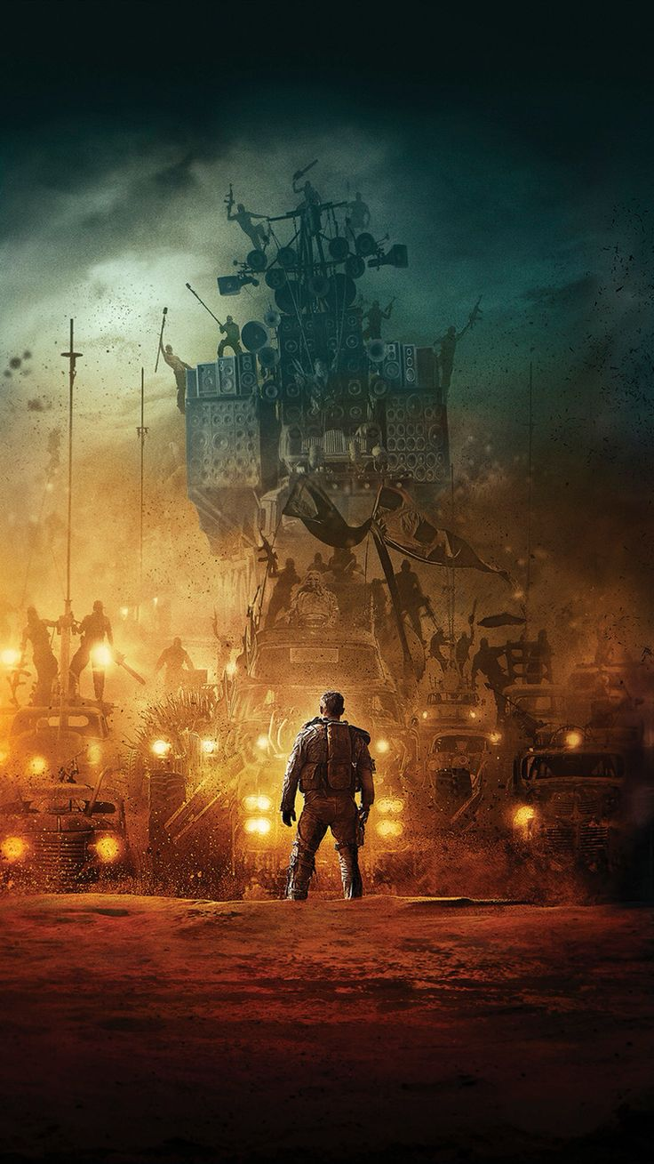 Mad Max Fury Road Inspired Artists. Deluxe Edition Cover