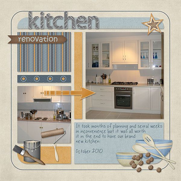 17 best images about remodeling scrapbook ideas on for New kitchen renovation