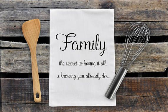 Check out this item in my Etsy shop https://www.etsy.com/ca/listing/567193889/family-tea-towel