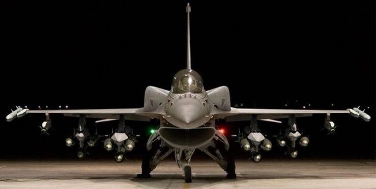 Lockheed Lands $1.2 Billion F-16 Contract | Fox Business