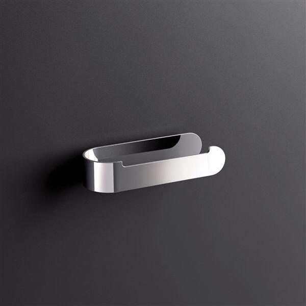 Sonia S5 Modern Open Toilet Roll Holder In Chrome 153022 £50!