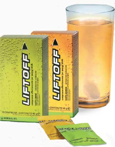 Liftoff is great for energy and staying hydrated.