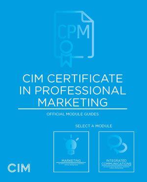 Your ebook - MyCIM | CIM