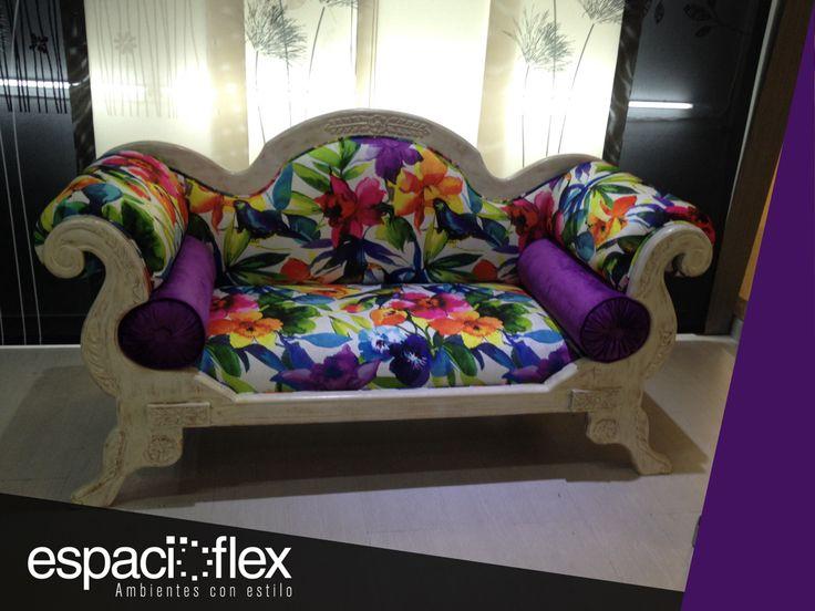 Atrévete a renovar! En #espacioflex Reformamos aquellas piezas desapercibidas, por elementos únicos y con personalidad. Pregúntanos por nuestro servicio de #reestructuración  y #tapizado de muebles.