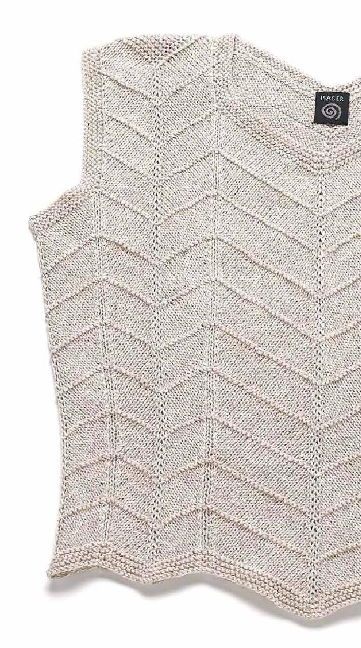 Classic knits marianne isager by Vera Eliseeva -knitspiration