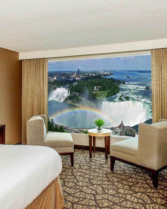 Embassy Suites By Hilton Niagara Falls Fallsview Hotel Niagara Falls
