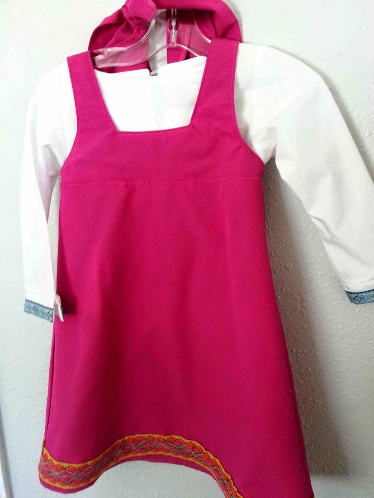 Made by Me. Shared with you.: Masha and The Bear Dress