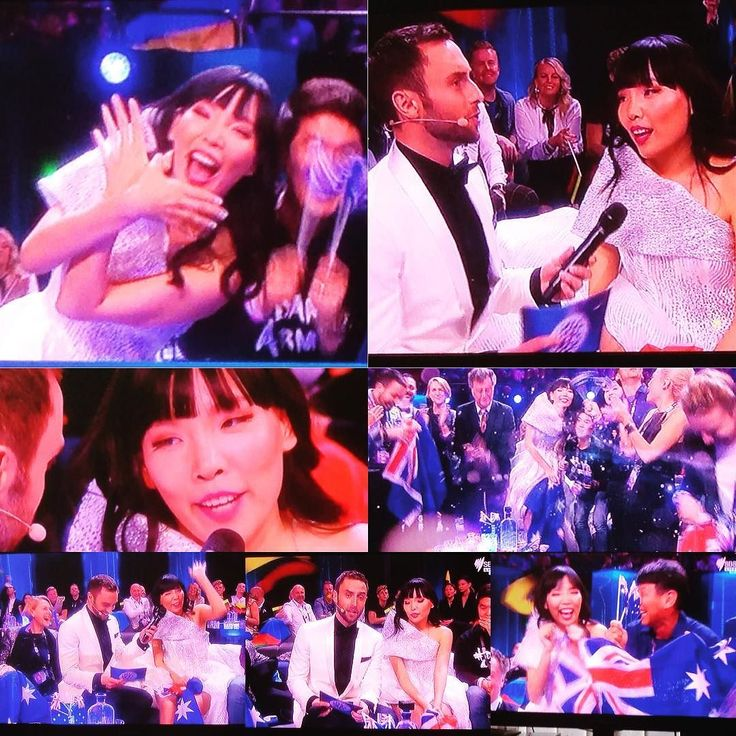 Amazing performance by Australia's very own Dami Im!! She's a winner to us & in all our hearts. Lovely job Dami. She was so humble & looked absolutely stunning & gorgeous. God bless you  @damiim @eurovision #DamiIm #SBS #Australia #Eurovision Eurovision2016 #Live #Show #Music #Singing #SoundOfSilence #Aussie by nashaelparbhoo http://www.australiaunwrapped.com/ #AustraliaUnwrapped
